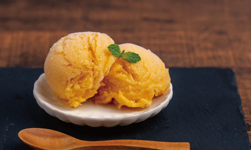 吟果膳 広島果実菓アイス みかん
