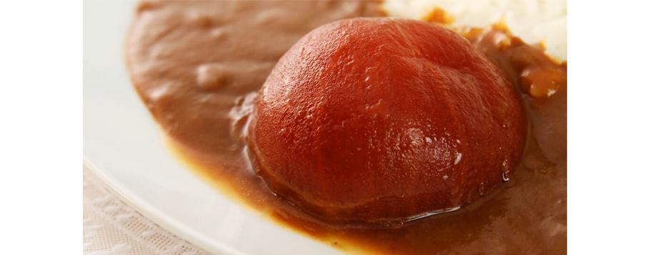 でざあととまと&桃太郎トマトまるごとカレー 8個入